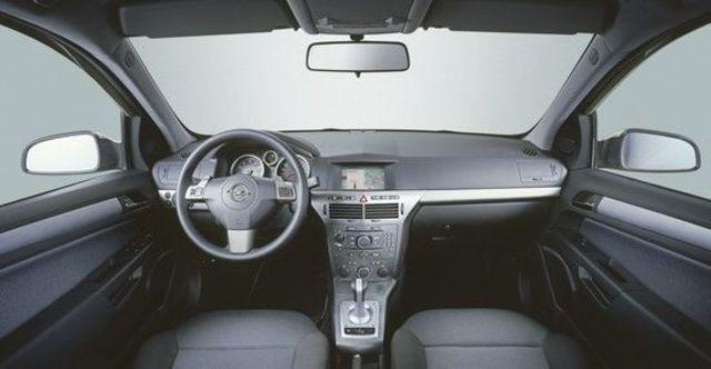 2009 Opel Astra 1.8 SRi  第8張相片