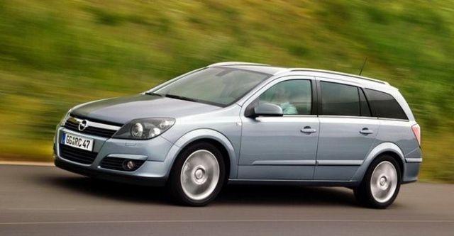 2009 Opel Astra 1.9 SportWagon  第1張相片