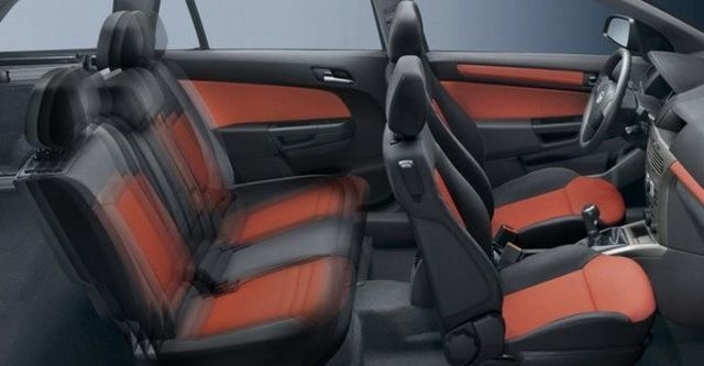 2009 Opel Astra 1.9 SportWagon  第5張相片