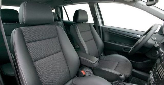 2009 Opel Astra 1.9 SportWagon  第7張相片