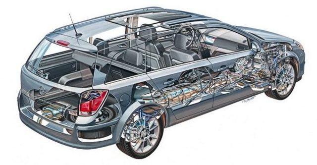 2009 Opel Astra 1.9 SportWagon  第8張相片