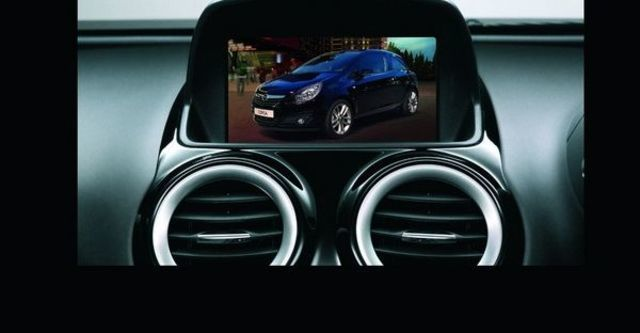 2009 Opel Corsa 1.4 Enjoy 5D  第3張相片