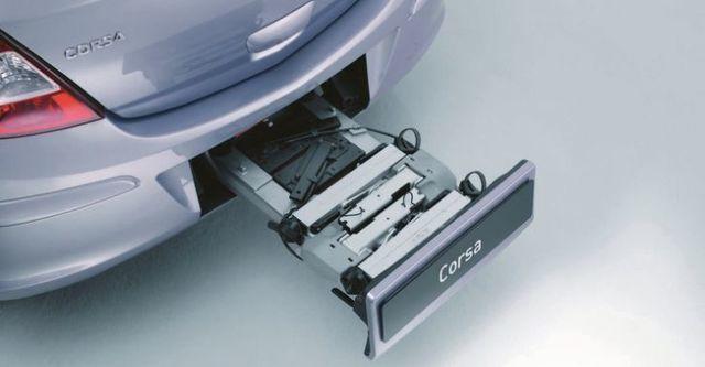 2009 Opel Corsa 1.4 Enjoy 5D  第7張相片