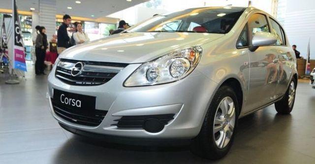 2009 Opel Corsa 1.4 Pleasure 5D  第2張相片