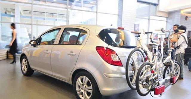 2009 Opel Corsa 1.4 Pleasure 5D  第5張相片