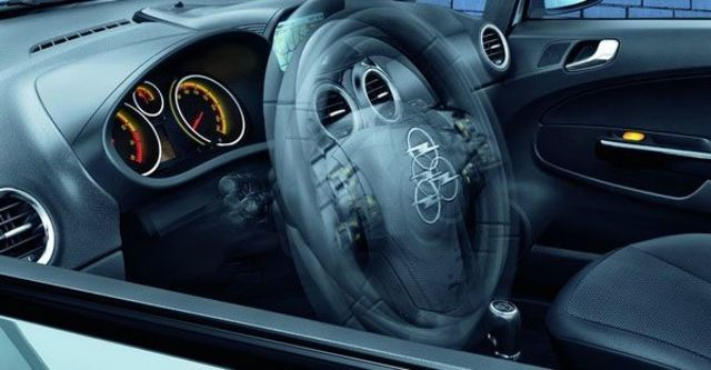 2009 Opel Corsa 1.4 Pleasure 5D  第7張相片