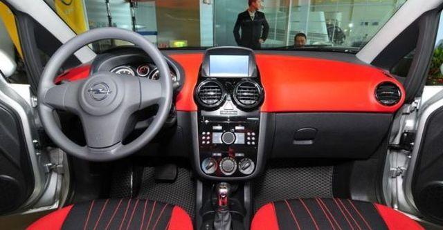 2009 Opel Corsa 1.4 Pleasure 5D  第10張相片