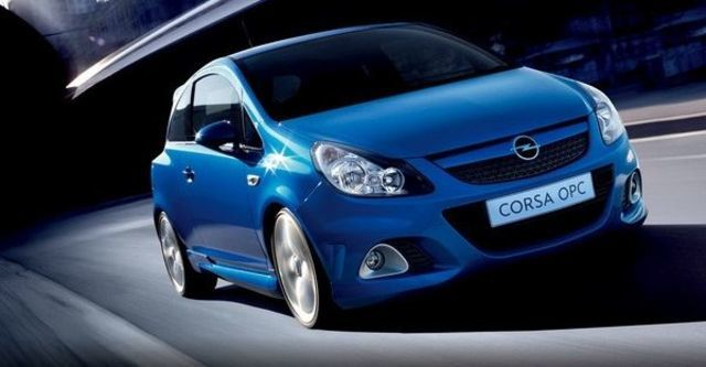 2009 Opel Corsa 1.6 OPC  第1張相片