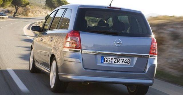 2009 Opel Zafira 1.8 Eco  第5張相片