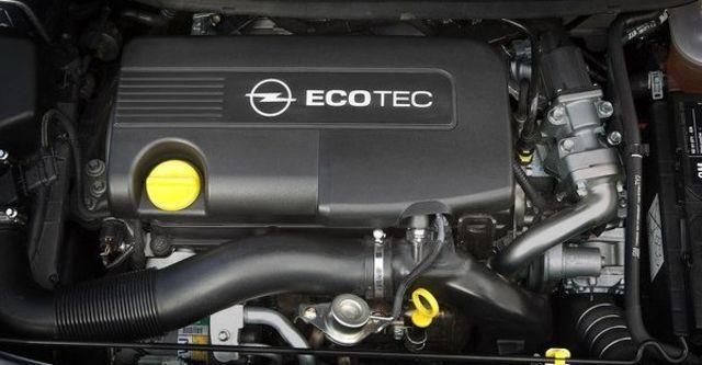 2009 Opel Zafira 1.8 Eco  第9張相片