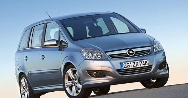 2009 Opel Zafira 1.8 Super  第2張相片