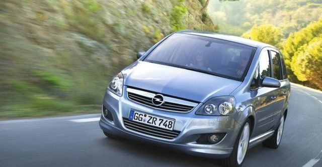 2009 Opel Zafira 1.8 Super  第4張相片