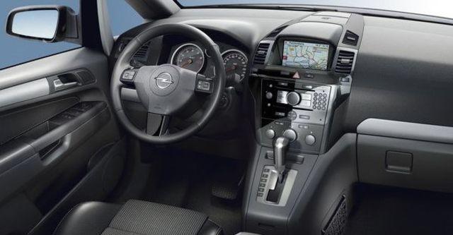 2009 Opel Zafira 1.8 Super  第6張相片