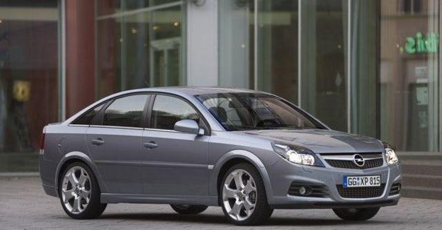 2008 Opel Vectra 2.8T五門  第2張相片