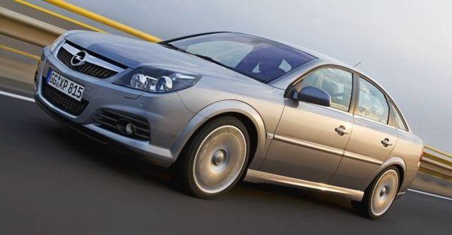 2008 Opel Vectra 2.8T五門  第3張相片