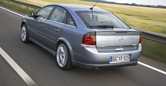 2008 Opel Vectra 2.8T五門  第4張相片