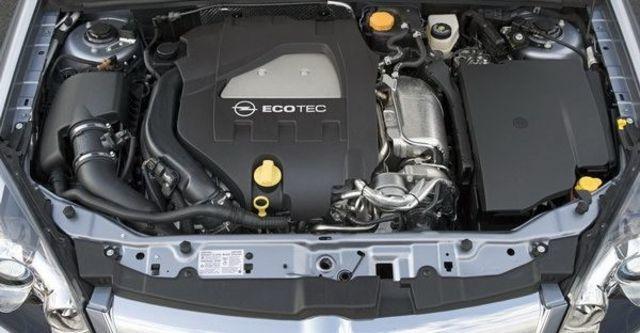 2008 Opel Vectra 2.8T五門  第5張相片