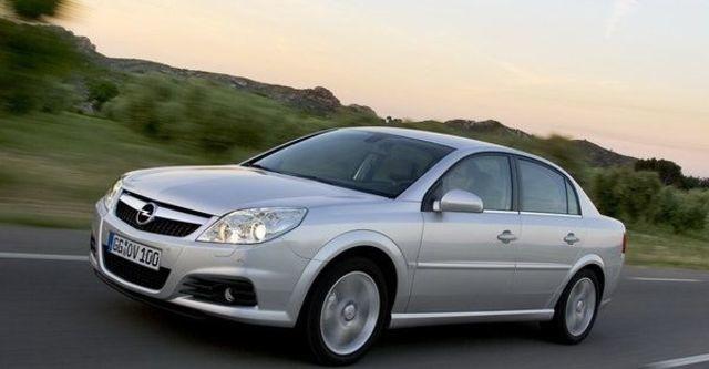 2008 Opel Vectra 2.8T四門  第1張相片