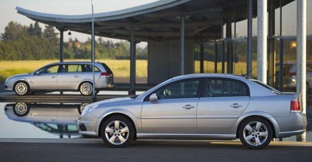 2008 Opel Vectra 2.8T四門  第3張相片