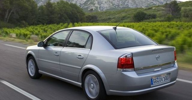 2008 Opel Vectra 2.8T四門  第4張相片