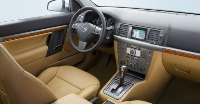 2008 Opel Vectra 2.8T四門  第7張相片