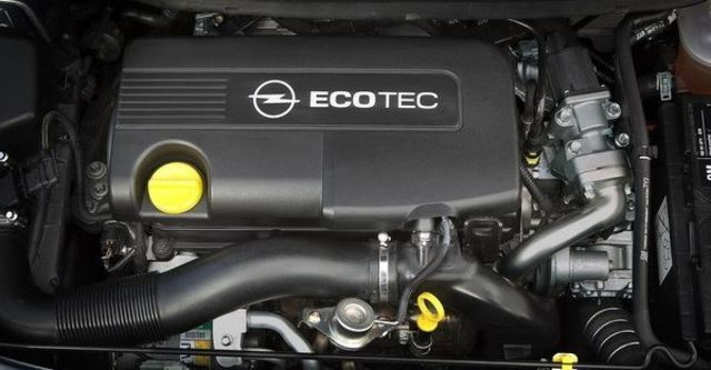 2008 Opel Zafira 1.8 Eco  第9張相片