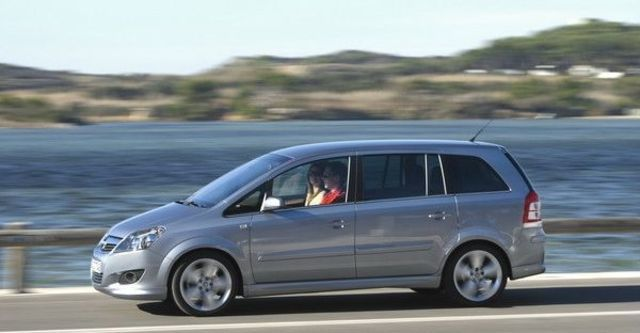 2008 Opel Zafira 1.9 CDTI  第3張相片