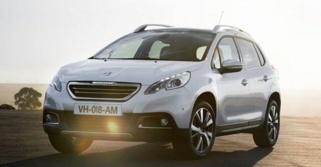 2015 Peugeot 2008 1.6 e-HDi  Allure  第1張相片