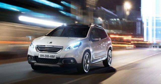 2015 Peugeot 2008 1.6 e-HDi  Allure  第2張相片