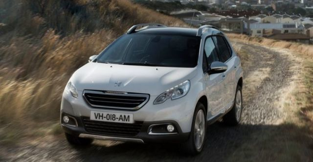 2015 Peugeot 2008 1.6 VTi Active+  第1張相片