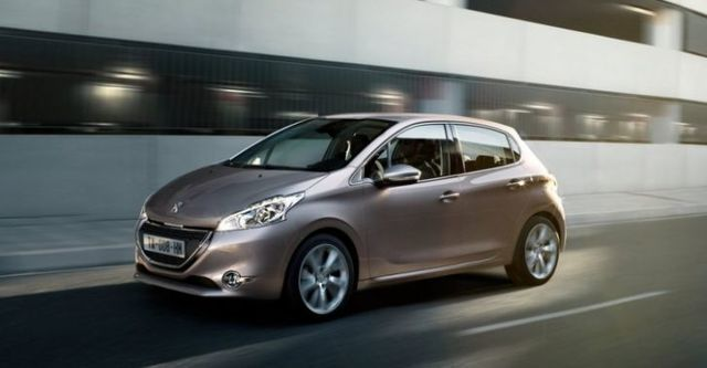 2015 Peugeot 208 1.6 VTi AT Allure  第1張相片