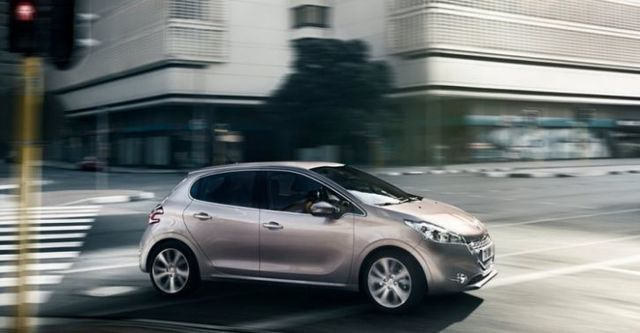 2015 Peugeot 208 1.6 VTi AT Allure  第4張相片