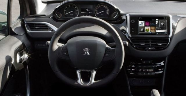 2015 Peugeot 208 1.6 VTi AT Allure  第9張相片