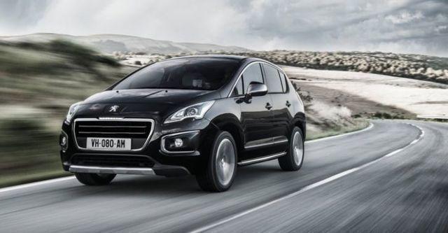2015 Peugeot 3008 1.6 e-HDi Classic  第1張相片