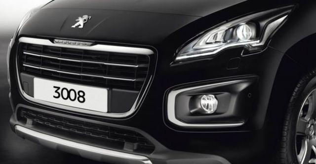2015 Peugeot 3008 1.6 e-HDi Classic  第5張相片