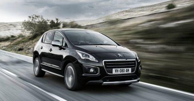 2015 Peugeot 3008 1.6 e-HDi Premium  第1張相片