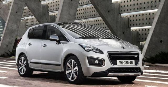 2015 Peugeot 3008 1.6 e-HDi Premium  第3張相片