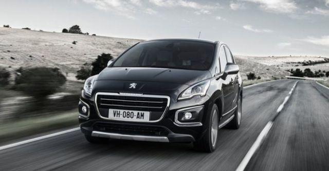 2015 Peugeot 3008 1.6 THP Premium  第1張相片