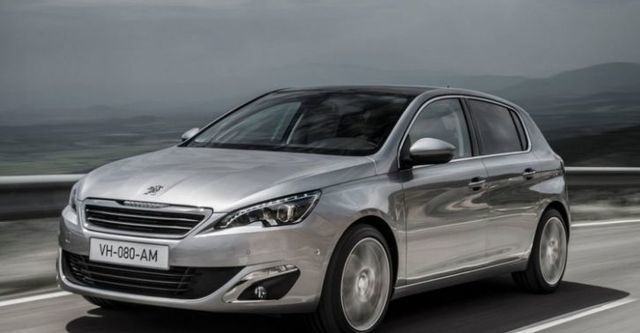 2015 Peugeot 308 1.6 Blue HDi  Active+  第1張相片