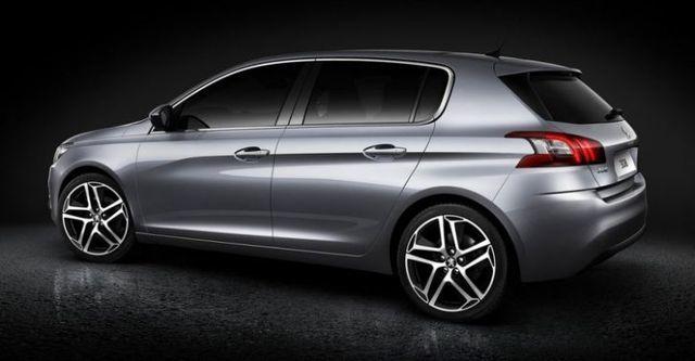 2015 Peugeot 308 1.6 Blue HDi  Allure  第2張相片