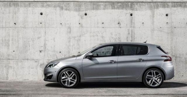 2015 Peugeot 308 1.6 Blue HDi  Allure  第5張相片