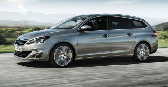 2015 Peugeot 308 SW 1.6 Blue HDi  Active+  第1張相片