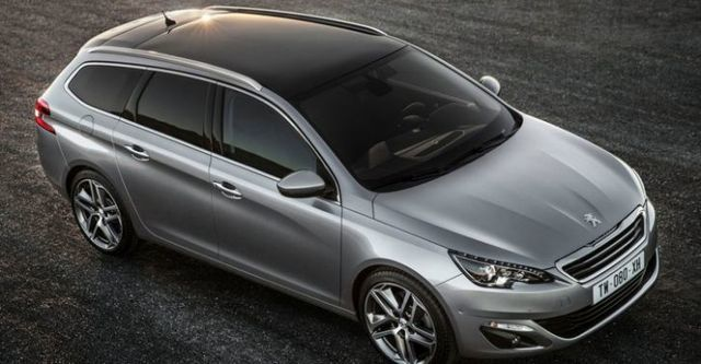 2015 Peugeot 308 SW 1.6 Blue HDi  Active+  第2張相片