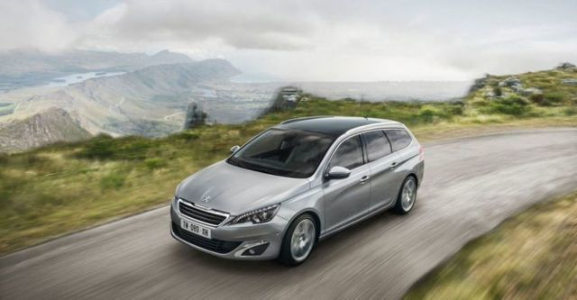 2015 Peugeot 308 SW 1.6 Blue HDi  Active+  第3張相片