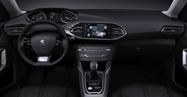 2015 Peugeot 308 SW 1.6 Blue HDi  Active+  第7張相片