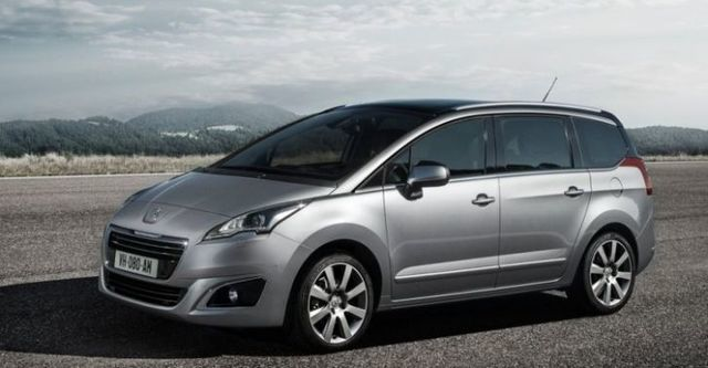 2015 Peugeot 5008 1.6 e-HDi Classic  第1張相片