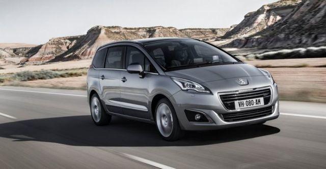 2015 Peugeot 5008 1.6 e-HDi Design  第1張相片
