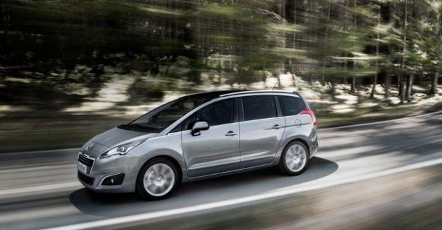 2015 Peugeot 5008 2.0 HDi Premium Pack  第1張相片