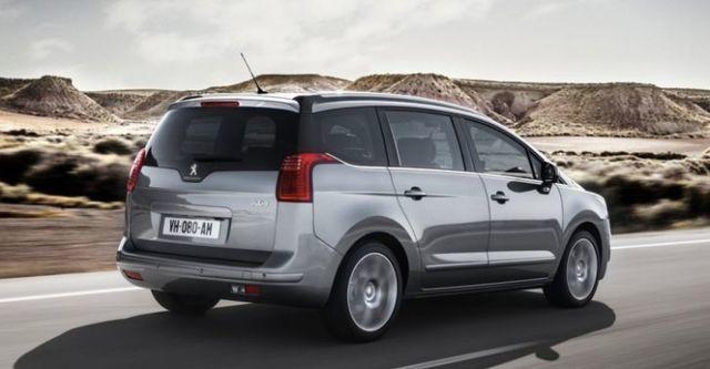2015 Peugeot 5008 2.0 HDi Premium Pack  第2張相片