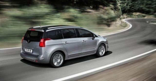 2015 Peugeot 5008 2.0 HDi Premium Pack  第3張相片